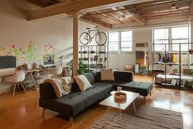 there are lots of ways to outfit your unfurnished apartment you could scour craigslist looking for deals on used futons and entertainment centers
