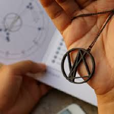 Custom Birth Chart Necklace As Above