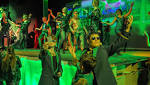 PHOTOS : Funky show promises a wiz of a performance from all