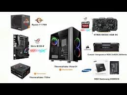 how to build a gaming pc you