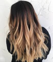Hair Color Dark Brown Ombre Chocolate Hair Color Ideas For