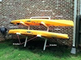 kayak storage racks for garage outdoor kayak storage rack full size kayak storage racks for garage kayak storage