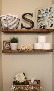 architecture decorative bathroom wall shelves brilliant bath towel storage with bar f on office intended
