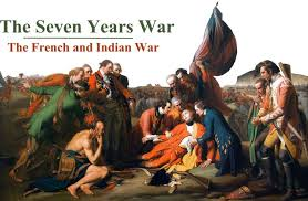 Image result for Seven Years War.