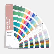 Pantone Coated Color Chart Pdf Metallics Guide