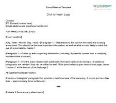 Sample Press Release For Book Sample Press Release Template For Event Capable Depict Rolling