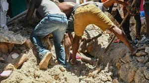 u ka dɛmɛw kɛ Haiti jamanadenw ye