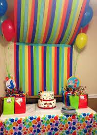 interior design fresh 1st birthday decoration themes home decor