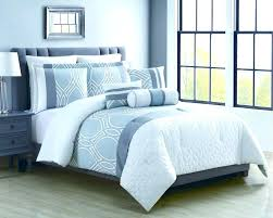 light blue grey duvet cover gray bedding and black gold comforter white bedspread sets on
