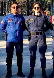 Jandarma   Ordu kızları, Kadın, Kamuflaj