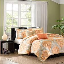 orange and green comforter sets bright orange comforter sets and gray bedding green bedroom charming comforters at decoration ideas bed in a bag