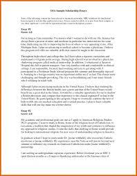 apa format essay sample nardellidesign com examples view l   scholarship essay samples sop example college examples 26327 essay examples essay large