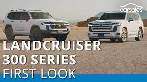 New Toyota LandCruiser 300 series ...