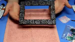 diy picture frame decoration painting