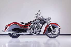 indian big chief custom meets new york motorcycledaily com