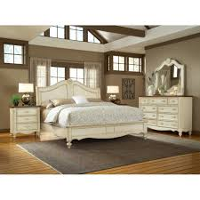 Solid Wood White Bedroom Furniture Incredible Regal Bedroom Set Solid Wood Cherry Traditional Sleigh
