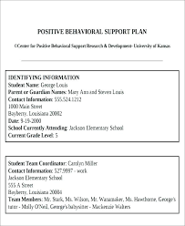 behavior support plan template. Production Plan Template Other Size S Free Video Business Support