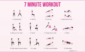 We Have Proof This 7 Minute Workout Will Actually Take