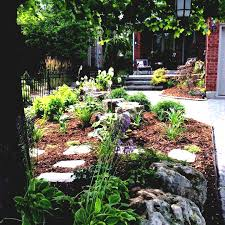 small gardens landscaping ideas. Landscape Ideas Without Grass Lovely Small Garden Design No Sixprit Decorps Front Picture Of Gardens Landscaping