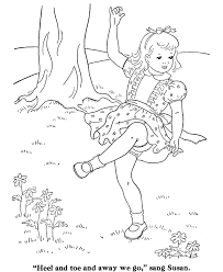 Small Picture Vintage girl dancing Adult Coloring Pages Pinterest Vintage