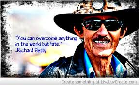 Richard Petty Fourty-three Picture by Ashlee Colbert - Inspiring Photo via Relatably.com