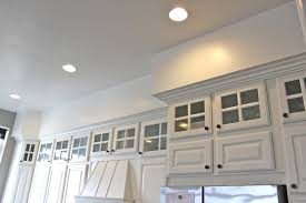 Kitchen Crown Molding Amys Casablanca Kitchen Soffit Transformation
