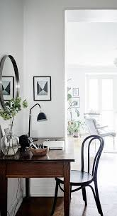 vintage home office. cozy home with a vintage touch via coco lapine design office h
