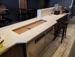 tbaar bubble tea calacatta quartz countertops