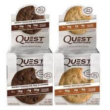 <b>Печенье</b> Quest <b>Cookie</b> (<b>Quest Nutrition</b>) 60 гр.