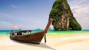 Beautiful Thailand beach [Wallpaper ...