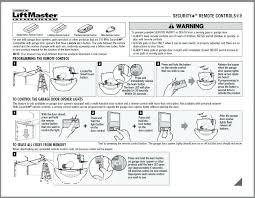 liftmaster error code 4 6 garage door opener remote replacement photos wall and how to program