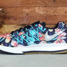Nike Pattern Shoes Delectable Nike Nike Air Zoom Pegasus 48 From Glitter Kicks Shoes