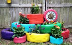 Small Picture 5 DIY Garden Decorating Ideas on a Budget Home Decor