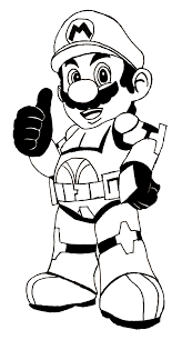 Small Picture Mario coloring pages for boys ColoringStar