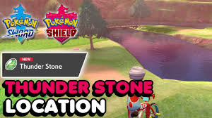Thunder Stone Location In Pokemon Sword & Shield (Early Game) - YouTube