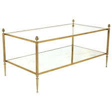 brass and glass coffee table. Brass And Glass Coffee Table Medium Size Of Living Room Double Shelf Small . T