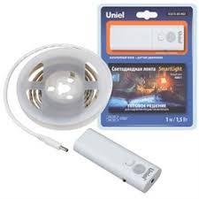<b>ULS</b>-<b>R22</b>-<b>1</b>,<b>5W</b>/<b>4000K</b>/<b>1</b>,<b>0M</b>/<b>2AA</b> SENSOR Smart Light блистер ...