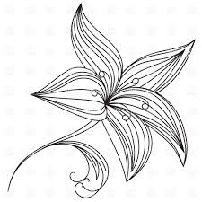 384x384 waterlily drawings water lily line drawing water lily drawing 1200x1200 eletragesi easy flower drawing outline images