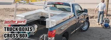 Truck Boxes - Cross Boxes By Weather Guard | Quality Bumper