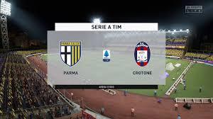⚽ Parma vs Crotone ⚽ | Serie A (24/04/2021)