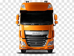 daf trucks xf car van brand truck