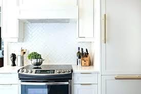 grey and white tile backsplash white tile glossy white herringbone kitchen tiles white subway tile with