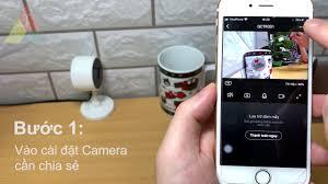 Hướng dẫn Chia sẻ Camera IP giám sát QCT - YouTube