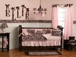 big pink and brown bedroom decorating