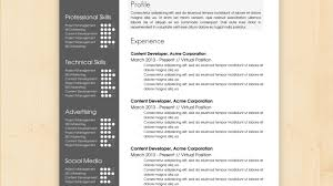 Resume Awesome Resume Templates And Get Ideas To Create Your