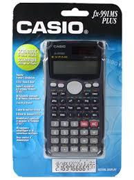 Casio Fx 991 Calculator