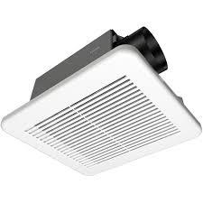 Hampton Bay 50 Cfm Ceiling Bathroom Exhaust Fan 7114 01 The Home
