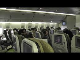 Ethiopian Inflight Experience On Board 777 200lr