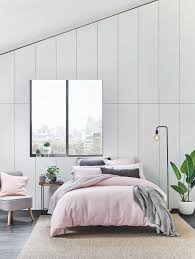 7 gorgeous pink and grey bedroom ideas