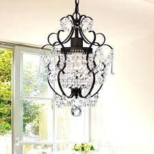 bronze crystal chandelier to round antique french
